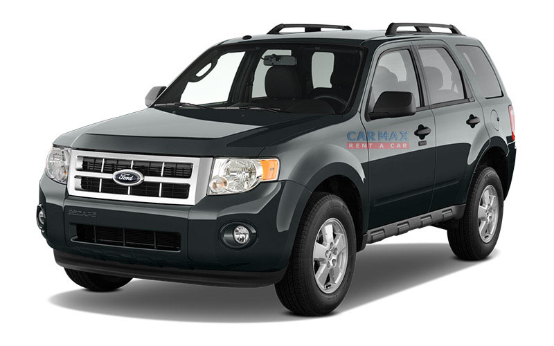 Ford Scape Rent a Car in Guayaquil Ecuador