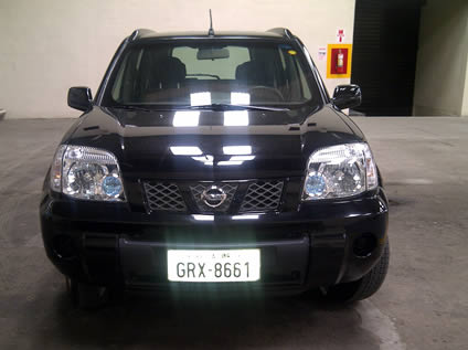 Alquiler de Coches Blindados Guayaquil